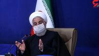 روحانی: از پیک مشکلات عبور کردهایم