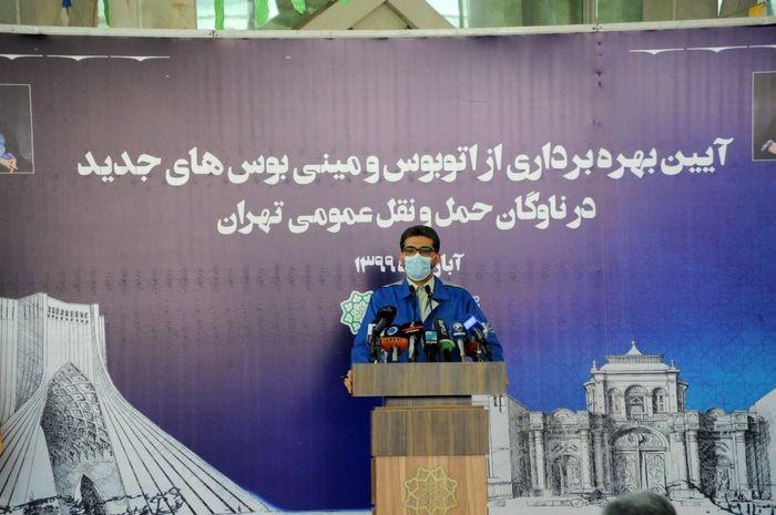 برنامه ویژه ایران خودرو برای تولید اتوبوس