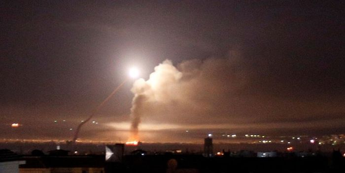 اسرائیل به سوریه حمله کرد+ تعداد کشته و زخمی