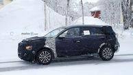 مشخصات خودرو جدید کیا نیرو مدل ۲۰۲۲ + تصاویر