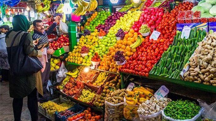 قیمت جدید میوه در بازار امروز (۹۹/۰۷/۱۳) + جدول