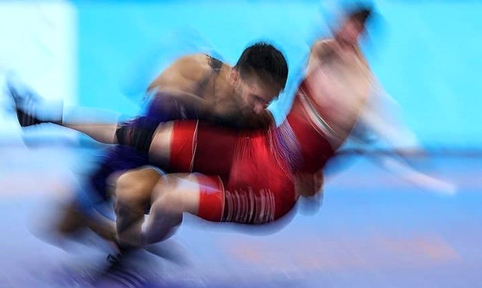 حسن یزدانی در صدر رنکینگ وزن ۸۶ کیلوگرم المپیک