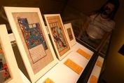 آثار ایرانی در لندن به نمایش گذاشته شد