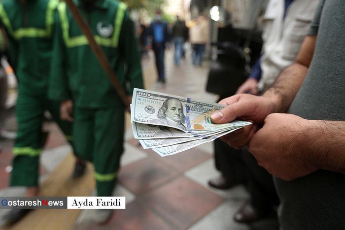 تصاویر/نرخ سرگردان ارز و فرجام نامشخص یک انتخاب !