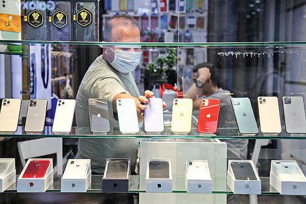 روند کاهشی قیمت موبایل متوقف شد / آغاز فاز افزایشی