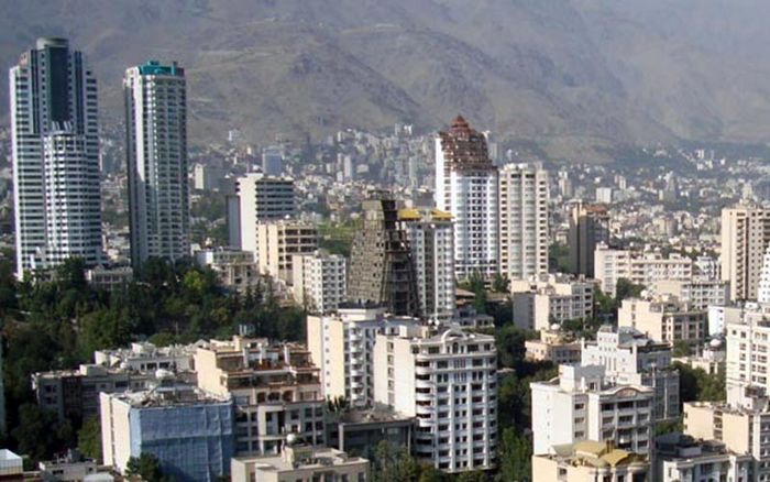 قیمت خانه در گیشا تهران + جدول