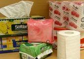 قیمت دستمال کاغذی در بازار + جدول
