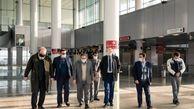 بازدید مقام ارشد اکو از شهرآفتاب + عکس