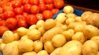 شوک عجیب! / جهش چشمگیر قیمت گوجه و سیب زمینی