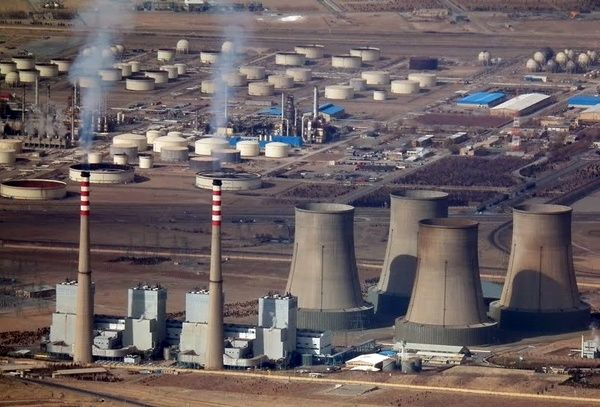 صدور مجوز احداث نیروگاه برق برای صنایع