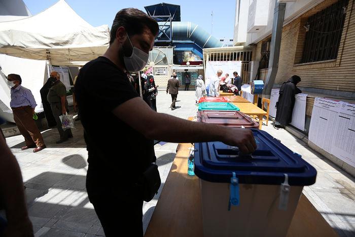 امنیت کامل انتخابات تامین شده است