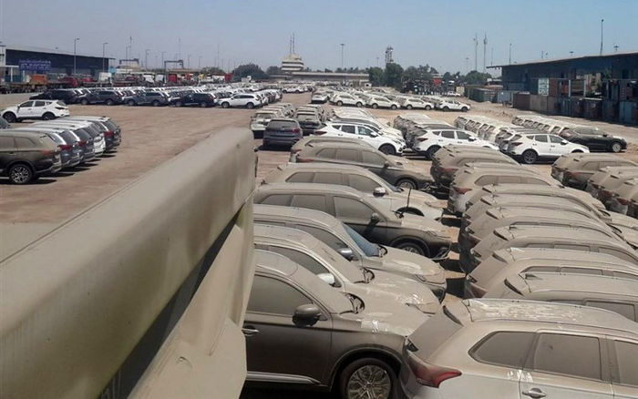 آخرین وضعیت خودروهای دپو شده در گمرکات