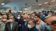 افتتاح خط تولید ECU تارا توسط وزیر صمت