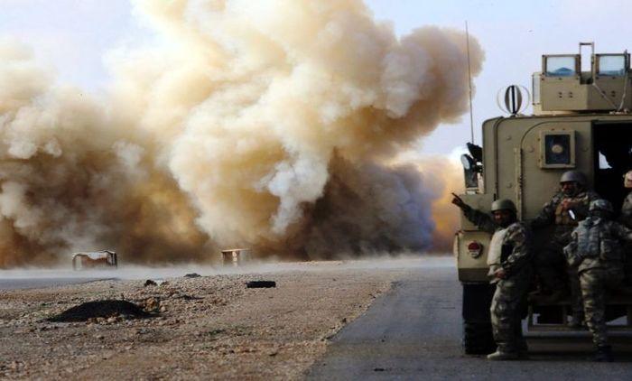 جزئیات حمله به کاروان های نظامی آمریکا در عراق