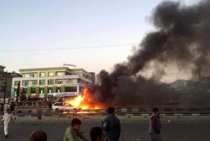 انفجارهای کابل ۱۳ کشته و زخمی بر جای گذاشت
