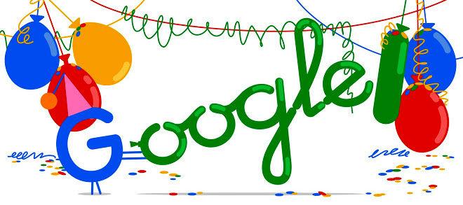 تولد ۲۳ سالگی گوگل!