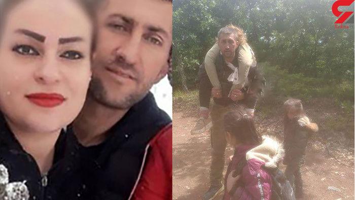جزییات مرگ زن ایرانی در مرز یونان