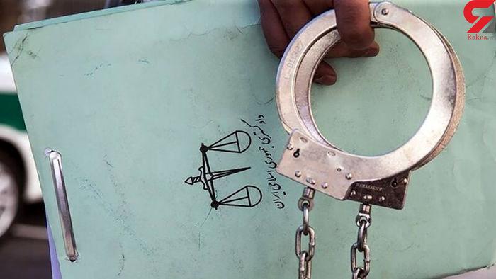 بازداشت قاتل ۱۶ ساله در کرمان