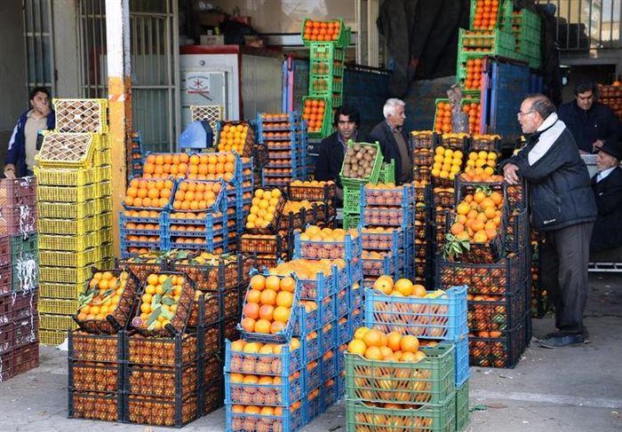قیمت روز میوه و تره بار در میادین شهرداری (۱۴۰۰/۰۲/۱۲) + جدول