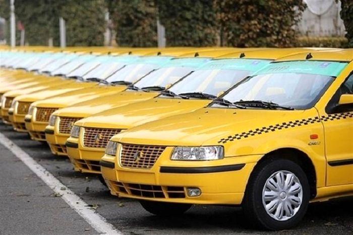 تکلیف رانندگان تاکسی در تعطیلات دوهفتهای چیست؟