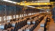 رشد ۸۸ درصدی صادرات فولاد در ۵ ماه نخست سال
