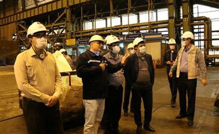 فولاد مبارکه مجموعه ای با ارزش برای اقتصاد کشور است