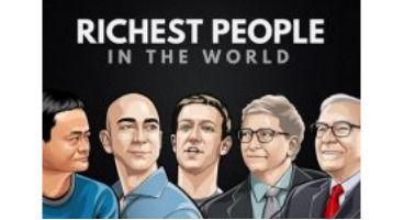 با ثروتمندترین افراد جهان آشنا شوید