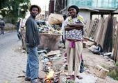 فقر مطلق در دهکده بلوچ ها/ اینجا کسی کفش ندارد!