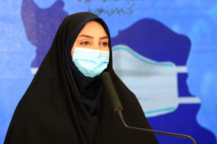 مناطق بحرانی کرونا در استان تهران
