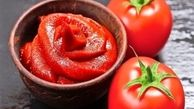 تمدید مهلت صادرات رب گوجه فرنگی