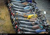 تصاویر/ اجرای طرح موتوریار به جای توقیف موتورسیکلت