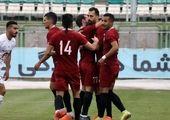 پیروزی استقلال مقابل نفت مسجد سلیمان + خلاصه بازی