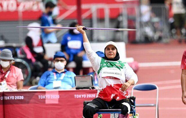 متقیان با رکوردشکنی به مدال طلا رسید