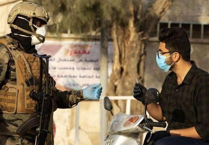 عراق قرنطینه می شود