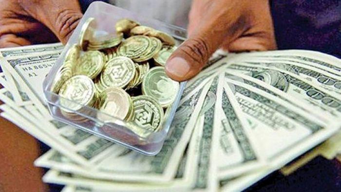 جدیدترین قیمت طلا، سکه و ارز در بازار امروز (۹۹/۰۸/۲۷)