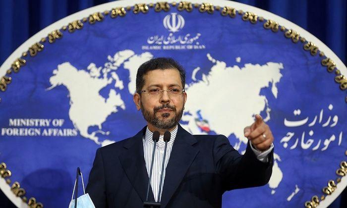 واکنش ایران به گلوله پراکنی ها در مناطق مرزی
