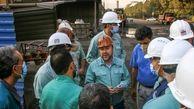 بازدید مدیرعامل فولاد هرمزگان از واحدهای تولیدی