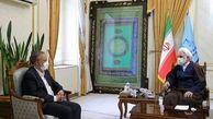 جزئیات دیدار وزیر صمت با رئیس جدید قوه قضائیه