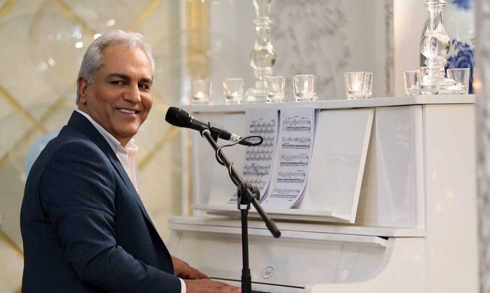 مهران مدیری با «دراکولا» می آید+ عکس