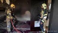 سرطان مهمترین خطر برای آتش نشانان!