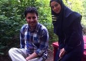 پایان شایعات، محمدرضا فروتن از همسر و فرزندان خود رونمایی کرد