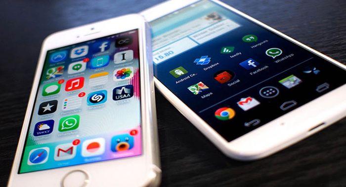 قیمت جدید موبایل با سیستم عامل iOS در بازار + جدول