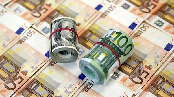 قیمت دلار و قیمت یورو اعلام شد(۱۴۰۰/۰۱/۲۰) + جدول