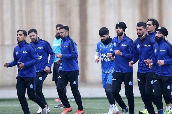 چرا مرتضی تبریزی به تمرین استقلال نمی رود؟