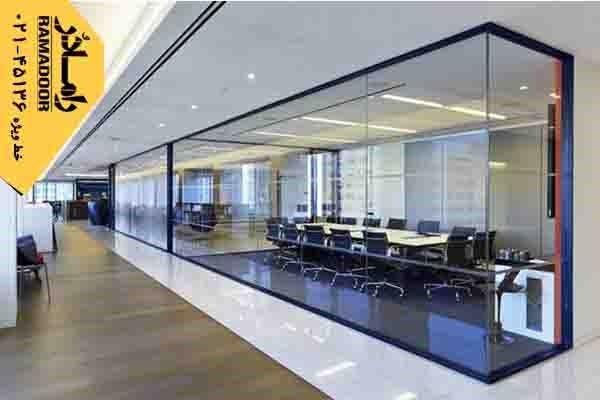 استفاده از شیشه در دکوراسیون داخلی و بیرونی