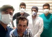 حسام نواب صفوی تهدید به شکایت کرد