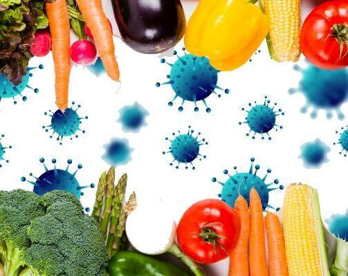 با این رژیم غذایی کمتر به کرونا مبتلا شوید!