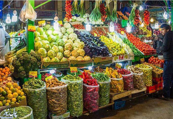 قیمت سبزی و صیفی جات در بازار امروز (۹۹/۰۶/۰۴) + جدول