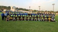 کسب سهمیه آسیایی توسط تیم فوتبال پیکان