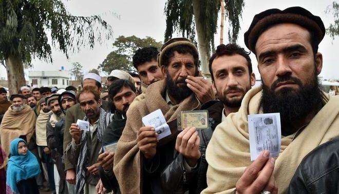 پناهنده های افغانستانی ایزوله شدند